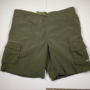 Columbia Packable Cargo Shorts Mens Size Large
